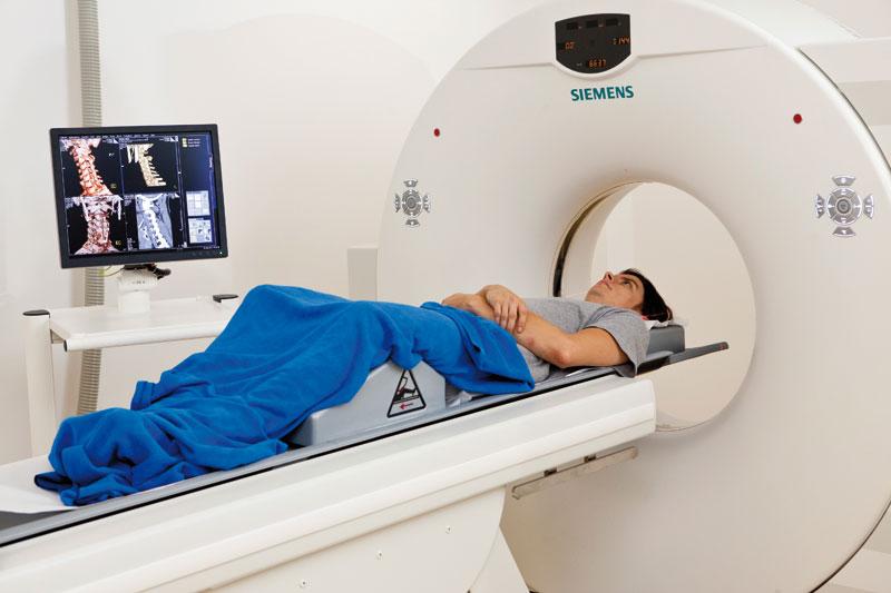Аппарат для диагностики взрослых компании Siemens