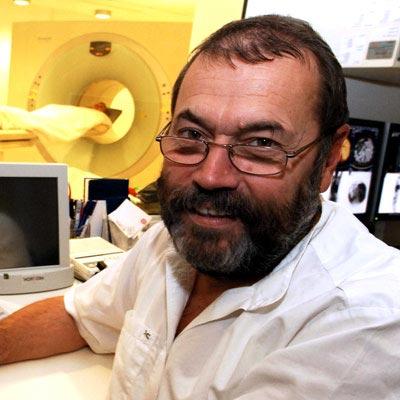 Доктор медицины профессор Вольфганг Монике